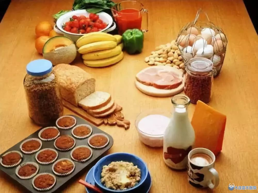 饮食不能不均衡